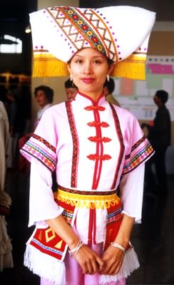 56个民族服装【推荐,各民族人民大团结】-56个民族服装