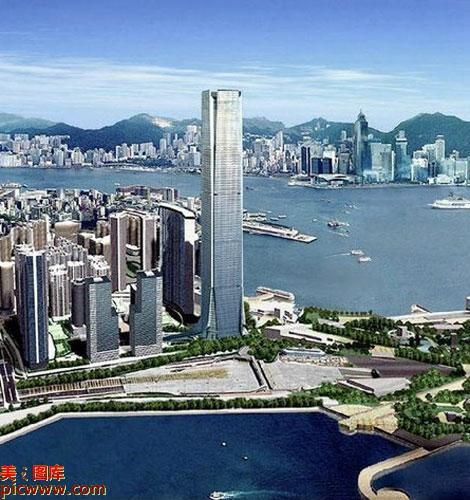 未来十大特色摩天大楼